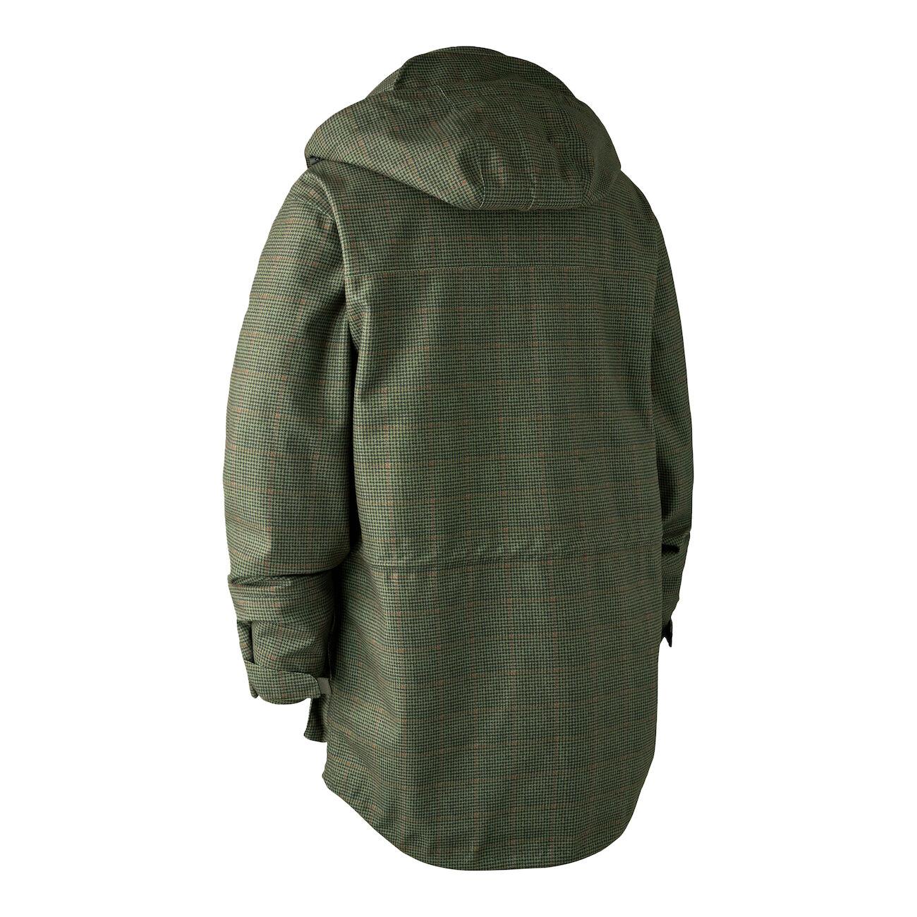 Deerhunter Pro Gamekeeper Jacket Abrigo Para Hombre Impermeable de disparo-Turf