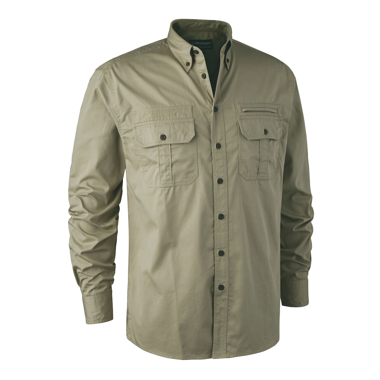 Fallen Leaf Deerhunter Caribou Hunting Shirt S//S