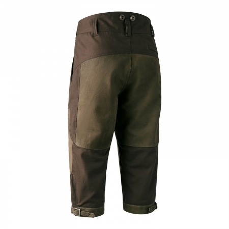 Marseille Leather Mix Breeks