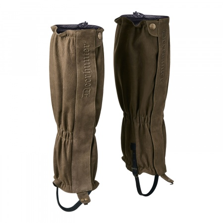 Marseille Leather Gaiters