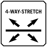 Four-way stretch