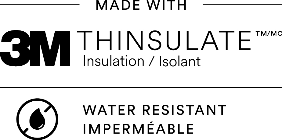 3M™ Thinsulate™ Water Resistant Insulation