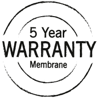Deer-Tex® Membrane - Five-year-warranty
